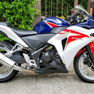 MIKE CBR250R 2012